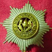 WW1 British Army Badge - The Cheshire Regiment