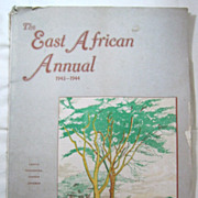 The East African Annual 1943 - 1945