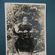 Headhunter Igorot Tribe, Banaue., Luzon, Philippines -Photograph