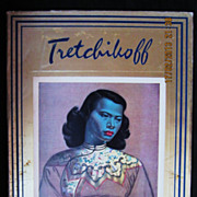 SALE TRETCHIKOFF By Howard Timmins 1969 - Signed By Artist