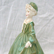 Royal Worcester 'Grandmothers Dress' Figurine