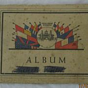DACHAU Concentration Camp Booklet Circa 1945-46