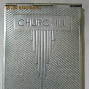 """Art Deco """"Churchill"""" Note Pad"""