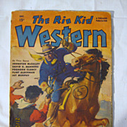 The Rio Kid Western - December 1948