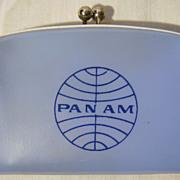 PAN AM Airlines Child's Souvenir Purse - Circa 1970's