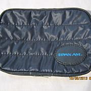 PAN AM Airlines Souvenir  Toilet Bag