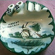 Petite  Genuine Delft  Ashtray