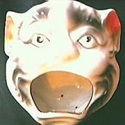 Wild Cat Big Mouth Ashtray