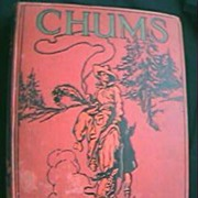 1939  CHUMS Annual For Boys of The Empire