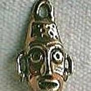 Native Woman  Copper Bottle opener