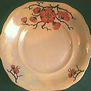 Victoria Czechoslovakia Plate