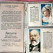 Royal Silver Jubilee 1935 Cigarette Cards Set