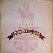 """Vintage DE RESKE Cigarette Cards """"Soldiers of The King"""""""