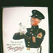 Cigarette Advertisement  Chesterfield