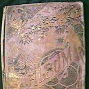 Edwardian Childs Scrap Book Circa 1905