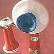 Vintage Garnier Telephone Decanter