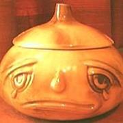 "Vintage Falcon Ware ""Onions"" Bowl"