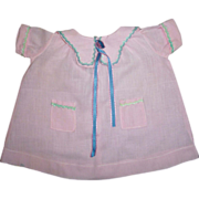 1920s Era or Earlier Tagged Horsman Doll Dress