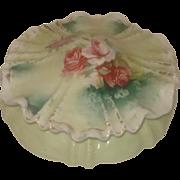 SALE R S Prussia Porcelain Dresser Box