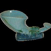 """Roseville Pottery Horn of Plenty Vase #221-8"""""""