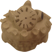 SALE Staffordshire Fairing Trinket Box