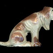 (M152) Manoil Happy Farm Hound Dog