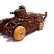Barclay BV156 Renault Military Tank