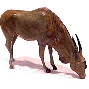 1930s Britains 923 Eland Deer in Lead