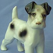 """1950s Wire Fox terrier Germany  Erphila 6"""""""