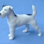 "SALE Bing & Grondahl Fox Terrier Jack Russell 5"""