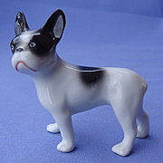 "1920 French Bulldog standing puppy Germany 3"""