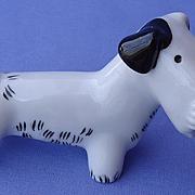 "art deco Bosse Sealyham Fox terrier Metzler Ortloff Germany 4"""