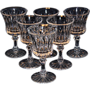 Waterford Innisfail Water Goblets - Set of 6
