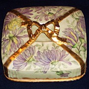 Hand Painted Limoges Sardine Box