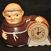 Goebel Friar Tuck Clock
