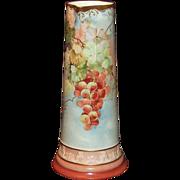 Antique Lenox Belleek CAC Grapes Tankard Pitcher