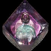 Blake Street Geometric Art Glass Sculpture