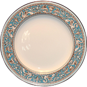 """Wedgwood Round Platter or Chop Plate 13 1/4"""""""
