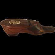 Dutch Shoe Snuff