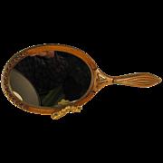 Black Forest Hand Mirror