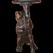 Black Forest Bear Table - c1890