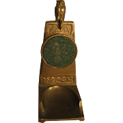 Owl Pocket Watch - Arts and Crafts