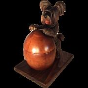 ANRI Skye Terrier Humidor
