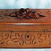 Black Forest Glove Box.