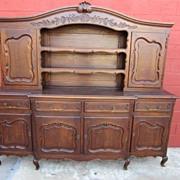 French Antique Sideboard Server Antique Hutch Cabinet Antique Furniture