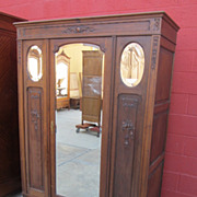 French Antique Armoire Antique Bedroom Furniture Wardrobe