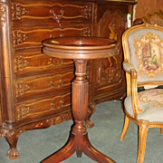 American Antique Pedestal Antique Stand American Antique Furniture