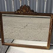 American Antique Wall Mirror