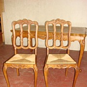 Antique Chairs Pair of French Antique Chairs Antique Furniture