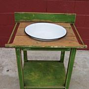 Antique Primitive Washstand Antique Country Furniture